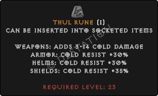 Thul Rune